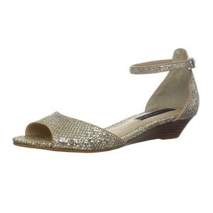 Sandals, Sparkle Tippsy by Steven by Steve Madden